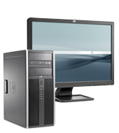 HP Compaq 8100 Elite CMT PC